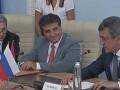 Крым посетил мэр греческого города Коринф