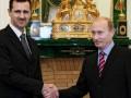 У Путина говорят, что не просили Асада уходить