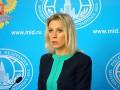 Захарова перекрутила заявление Меркель об аннексии Крыма