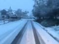 В Карпатах села засыпает снегом