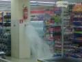 Сильный ливень в Кременчуге: затопило даже супермаркет