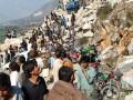 В Пакистане девять человек погибли на мраморной шахте