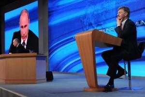У Путина поддержали намерение Порошенко вернуть Донбасс