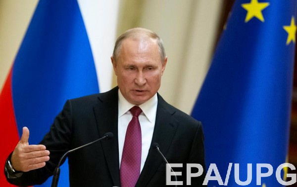 Путин ждет встречи с Зеленским