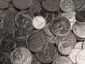 С 1 октября Украина отказалась от мелких монет