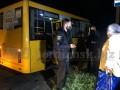 На Запорожье под обстрел попал автобус с пассажирами