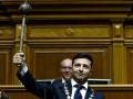 Зеленский снова укрепил свой рейтинг - опрос