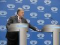 Порошенко попросил прощения у украинцев и призвал их