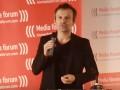 Мы 25 лет спорим, что такое Украина: Речь Вакарчука на Lviv Media Forum
