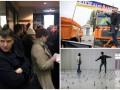 День в фото: Савченко в Москве, Кличко с зимней техникой в Киеве и маятники в Испании