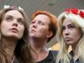 Милиция не видит смысла разыскивать активисток Femen