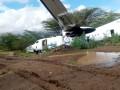 В Кении потерпел крушение самолет