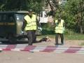 Очевидцы: Убийца работников почты в Харькове ждал машину, сидя в каске и с автоматом