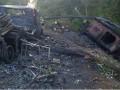 Возле Шахтерска пропали без вести 11 десантников