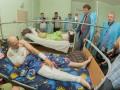 Царев навестил раненных сторонников ЛНР (фото, видео)