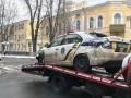 В Полтаве иностранец на авто влетел в полицейских