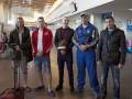 В Литву на лечение отправлены пять бойцов АТО из Днепропетровской области