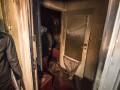 В многоэтажке Киева заживо сгорел мужчина