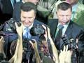 Начальник охраны Януковича объявлен в розыск