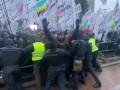 Протесты у Рады: О чём депутаты договорились с активистами