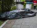 В Киеве девушка выпала с балкона: Полиция рассматривает версию убийства