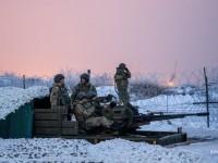 На Донбассе один военный погиб, один ранен