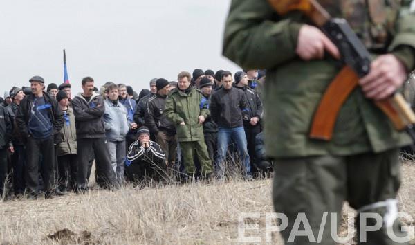 ВДонецке шахтеров призывают выходить намитинг против ДНР,— агентура