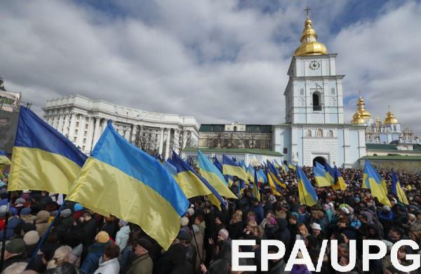 В КГГА рассказали, кто собрался митинговать против Зеленского