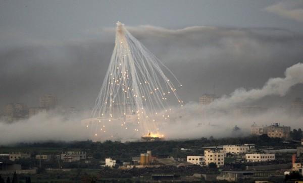 Фосфорный обстрел в Ираке российские СМИ выдают за атаку Славянска