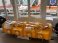 На Полтавщине изготовили первую капсулу для транспортировки больных COVID