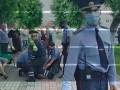 Протесты в Беларуси: милиция применила удушение