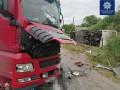 ДТП под Киевом: 1 человек погиб, 9 травмировано