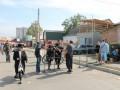 В городок хасидов в Умани посетителей пускают по спецпропускам
