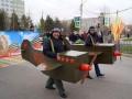 Боевики решили временно переименовать Луганск в Ворошиловоград