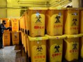 Коронавирус: в Китае утилизировали более 120 тысяч тонн медицинских отходов