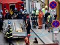 В Праге обвалился дом: пострадали трое украинских заробитчан