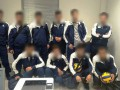 В Греции задержали сирийцев, выдававших себя за украинских волейболистов