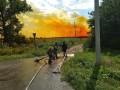 Под Днепром произошла утечка азотной кислоты