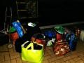Пятеро украинок пытались ввезти в Россию 800 кг мясной продукции (фото)