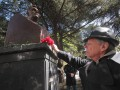 В Ялте открыли памятник Рузвельту