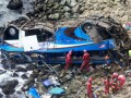 Жертвами падения автобуса в пропасть в Перу стали 36 человек