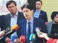 Касько допросят в полиции