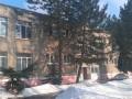 В Донецкой области горел детсад, есть пострадавшие