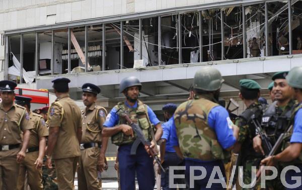 Число погибших на Шри-Ланке достигло 190