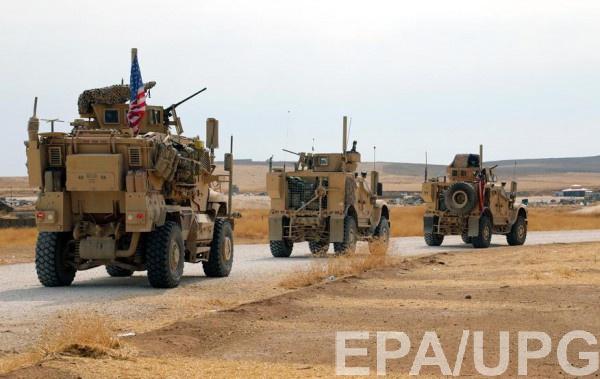 В Сирии произошел новый конфликт между Россией и США