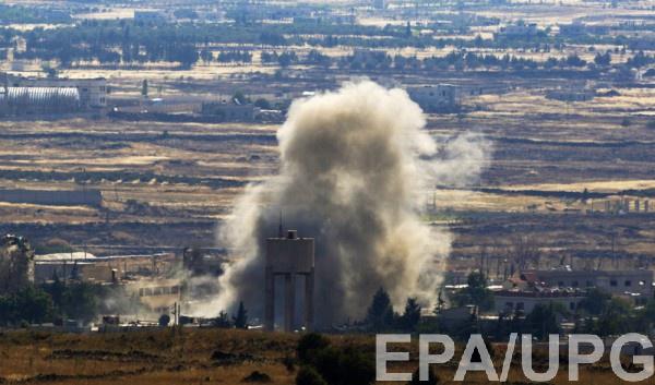 Западная коалиция нанесла ракетный удар пошколе сбеженцами, сотни погибших