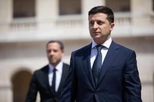Зеленский задекларировал почти миллион гривен дохода