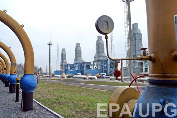 «Газпром» вIквартале увеличил поставки газа вДонбасс на11%