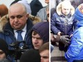 Вице-губернатор Кемерово стал на колени перед митингующими
