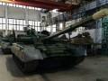 Десантники получили первую партию газотурбинных танков Т-80